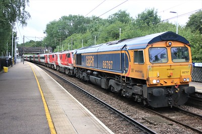 66767_91121_91126 12231  12411  12405  12489  10323  11280 11307 11407 82204   5Z91 08:45 Bounds Green to Doncaster Decoy past Bayford 0904 early     27/06/20