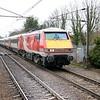 Newly named 91118_82208 pass Welwyn North 1146/1s15 Kings Cross-Edinburgh   02/04/18