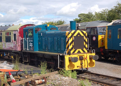 03144 at Leeming Bar on 24th June 2012.