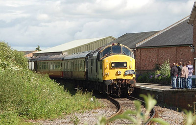 37250 arriving at Bedale on the afternoon of 24th June.