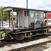 993881 Brake Van - Wenslydale Railway 24.06.12   Allan Jenkins