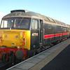 47715 Poseidon - Wensleydale Railway - 6 November 2011