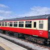 5304 'Emma' Mk2a TSO - Wensleydale Railway 18.07.12