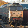 47703 Saint Mungo - Wensleydale Railway - 6 November 2011
