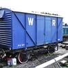 7xxxxx (WGB4335, WR1113) Vent Van Ply 'Vanfit' - Wenslydale Railway 24.06.12   Allan Jenkins