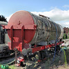 17 0il Tank - Wensleydale Railway 18.07.12