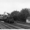 Bournemouth West sees the arrival of the 16 13 from Evercreech Junction on 03/07/65 with Bournemouth's Standard Tank 80013 at its head - she being withdrawn in June 66.