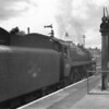 My first run with a BR Standard 5MT, Bath Green Park's 73051, was from Bournemouth West she was caught working the 15 40 to Bristol Temple Meads on 09/05/64. Its all gone - the locomotive was withdrawn in August 65, the station closed in October 65 and the line over which she was to travel that day in March 66.