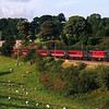 86206 City of Stoke on Trent approaches Oxenholme with the 16:08 Glasgow to Birmingham service, 11/8/2000.