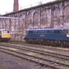 Cracking pair Gromit!!!<br /> The Ice Maidens - 87002 Royal Sovereign and 86101 Sir William Stanier are stabled at the Citadel for ice braking duties. Running when required in the early hours of the morning to knock the ice off the overhead wires, 28/11/2011.
