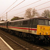 86204 City of Carlisle pauses at Oxenholme 8/4/1998