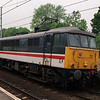86206 City of Stoke on Trent stands at Oxenholme with a north bound train 13/5/1998.