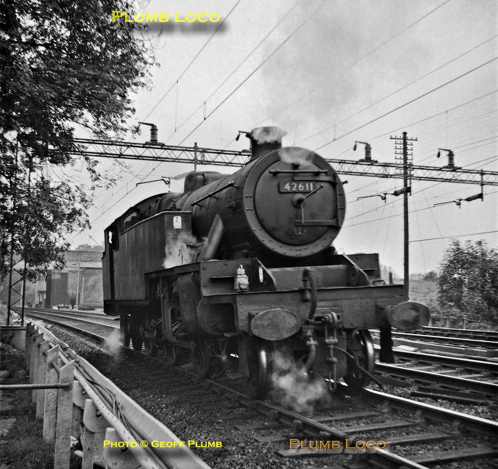 42611, Watford Gypsy Lane, 2nd November 1963