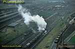 General View South from Rail House, Crewe, 17th October 1967