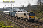 92010 & 350 410, Old Linslade, 6X50, 15th March 2014