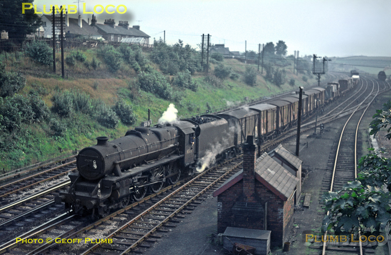 45285, Oxenholme, 22nd August 1967