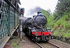 LNER K4 Class 2-6-0 no 61994 - Enroute to Fort William LNER K4 Class 2-6-0 no 61994 - 14 May 2011