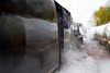 Steam Tour Train in Arrochar Station - 27 October 2012