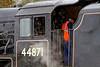44871 and 62005 - Garelochhead Station - 10 May 2013
