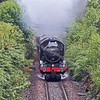 LNER K4 Class 2-6-0 - 61994 Great Marquess - Pulls up Helensburgh Incline - 8 May 2011