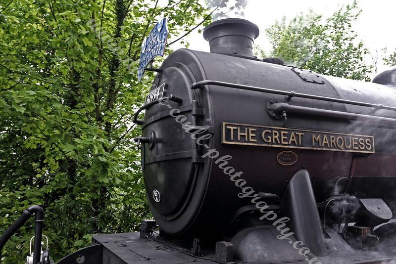Garelochhead Railway Station - 10 May 2011