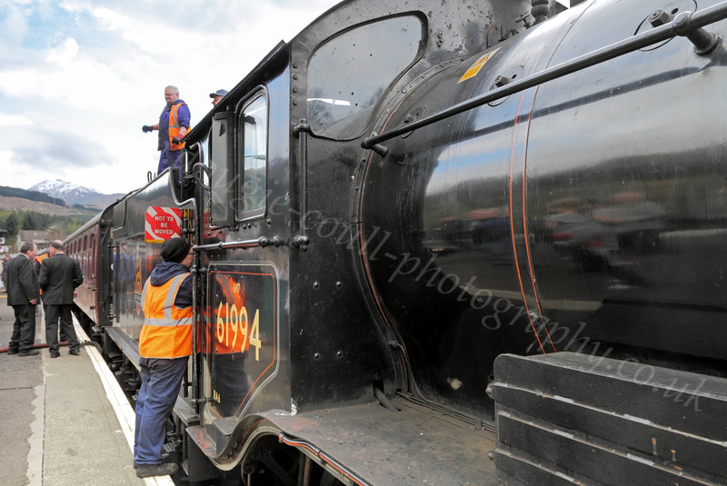 The Great Marquess (61994) - Crianlarich - 22 April 2012