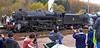 Everyone Loves a Steam Train - Crianlarich Station - 27 October 2012