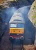 Class 57 Trailing Diesel near Garelochhead - 12 April 2021