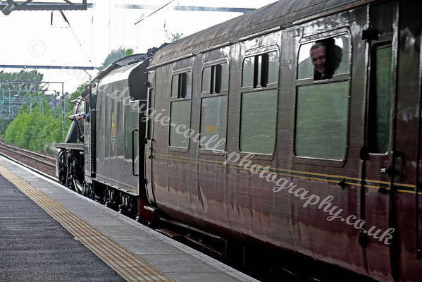 West Highland Railway Line - Dougie Coull Photography