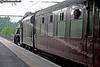 LMS 4-6-0 Black 5 - 44871 - Thunders Through Dumbarton Station
