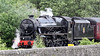 LMS 4-6-0 Black 5 - 44871 - Waits at Craigendoran Junction - 9 May 2011