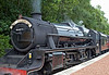 Steam Loco 44871 - Garelochhead Station - 3 August 2012