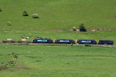 20302 and three 37s, 26/05/12.