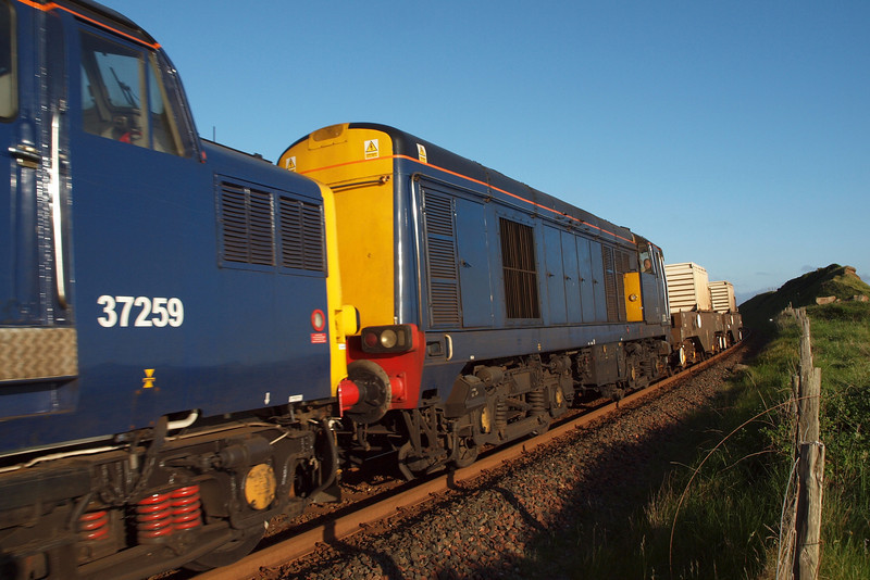20302, still debranded, at Sea Mill, 29/05/12.
