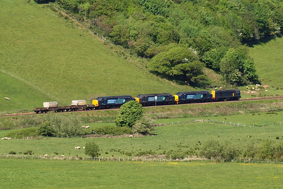 20302, 37259, 37688 and 37612, Low Walton, Linethwaite, 26/05/12.