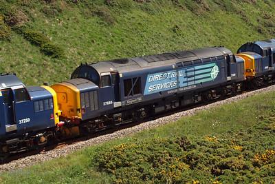 37688 Kingmoor TMD, 26/05/12.