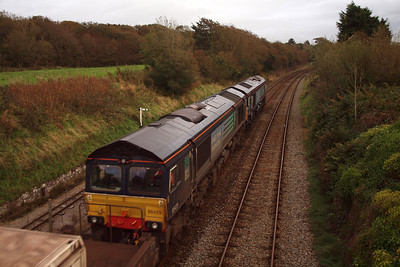 66429 and 66419. 19/09/11.
