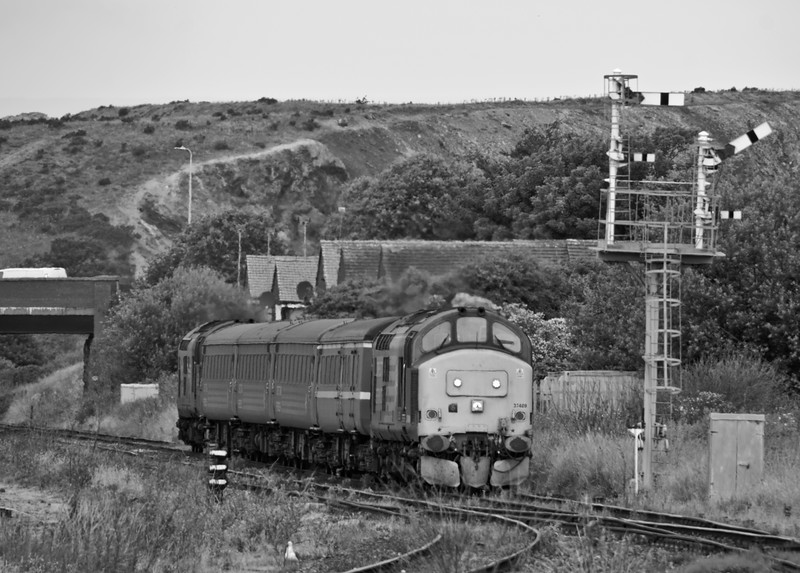 The 37/4 combination heading into Barrow in the morning of 24th July 2015