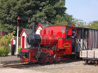 Another view of Surrey County Council GP39 at Beconsall, 11th August 2012.
