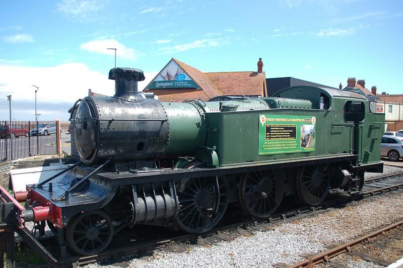 4110 - Minehead, West Somerset Railway - 10 June 2017
