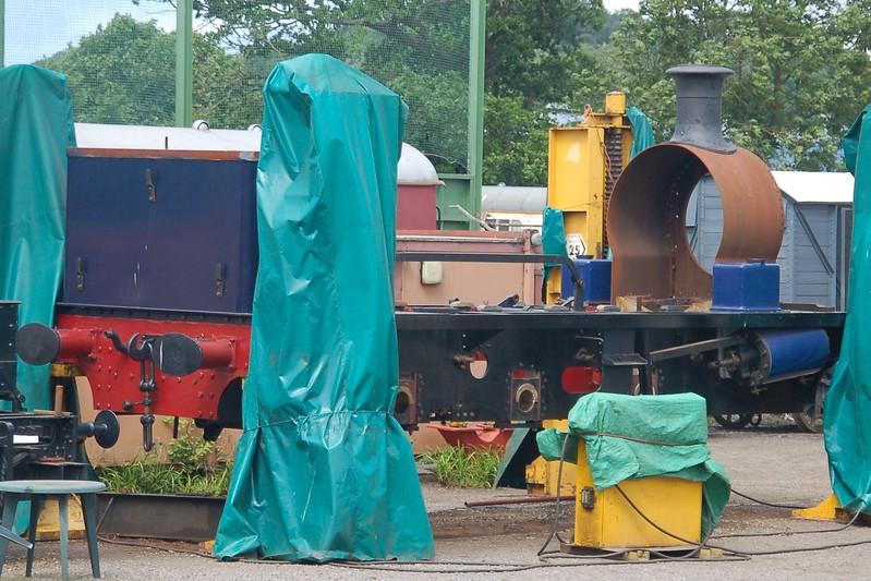 HC 1857 - Williton, West Somerset Railway - 10 June 2017