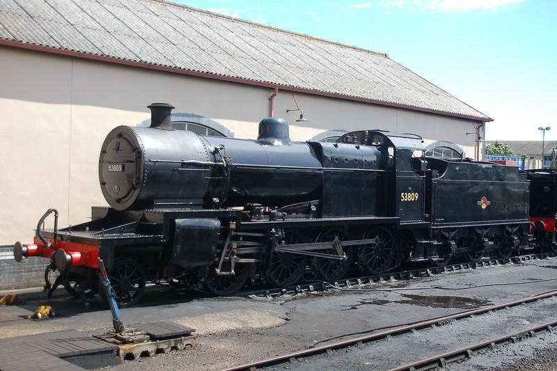 53809 - Minehead, West Somerset Railway - 10 June 2017