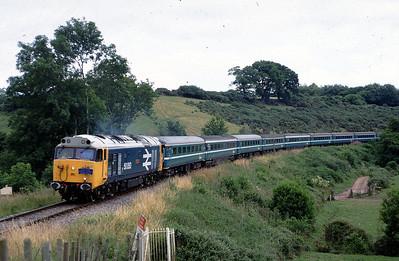 West Somerset 1999