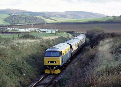 West Somerset Railway 1992