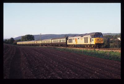 West Somerset Railway 1995