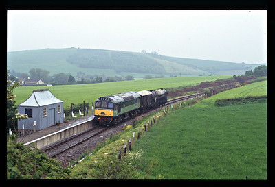 West Somerset Railway 1997
