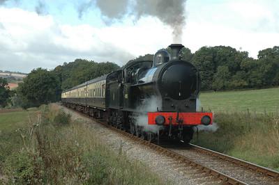 West Somerset Railway 2005