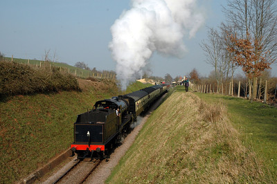 West Somerset Railway 2007