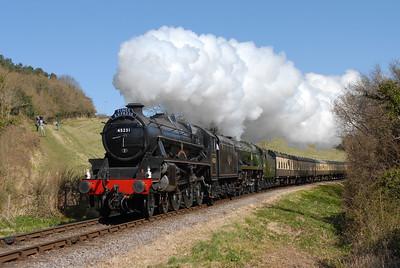 West Somerset Railway 2009