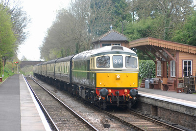 West Somerset Railway 2013